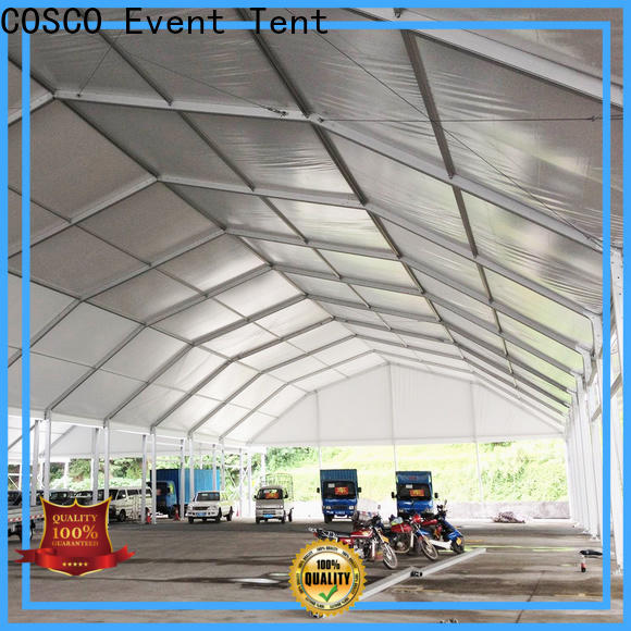 superior party tents prices polygon factory cold-proof
