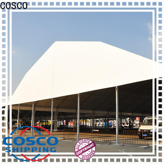 COSCO pagoda party tent pest control