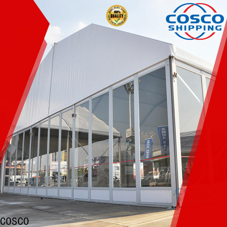 COSCO walls wedding tent rental cost supplier for wedding