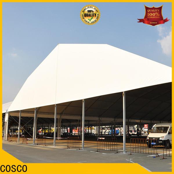 COSCO superior polygon tent manufacturer dustproof