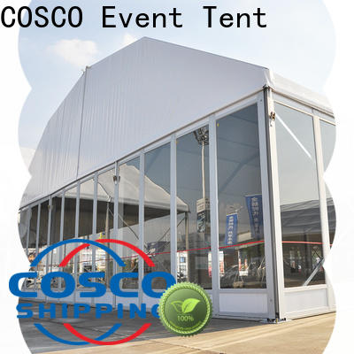 COSCO marquee party tents prices in different shape pest control