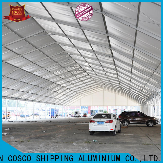 COSCO effective tents for events supplier factory