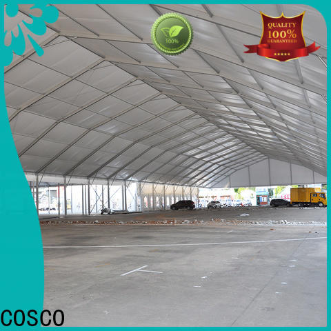 COSCO moudular frame tent producer for event