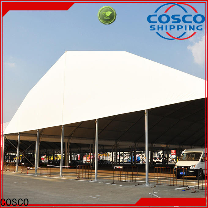 COSCO marquee canopy party tent supply pest control