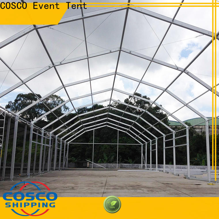superior event tents walls manufacturer cold-proof