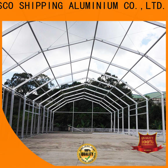 COSCO polygon white party tent supply cold-proof