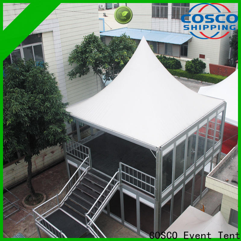 COSCO two event tent cost