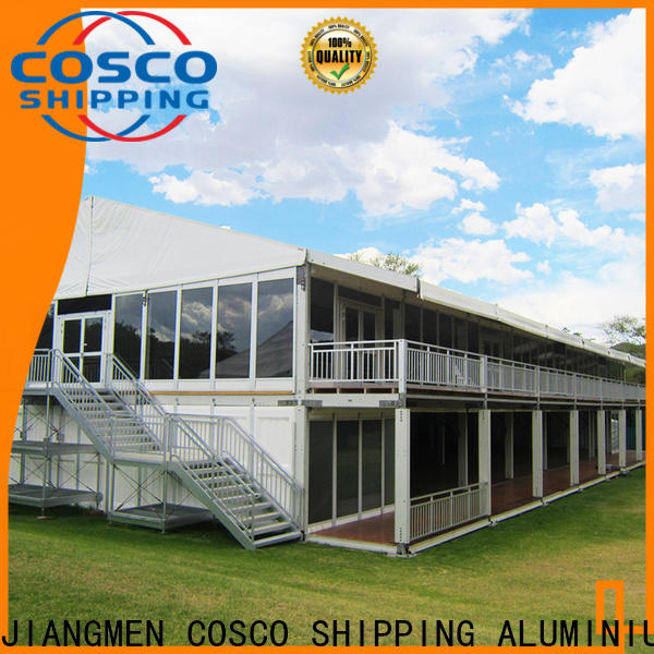 COSCO tent big tents for-sale grassland