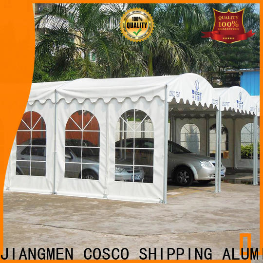 COSCO new-arrival outdoor canopy tent wholesale dustproof