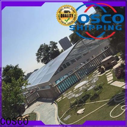 COSCO dome wedding party tent in different shape for party