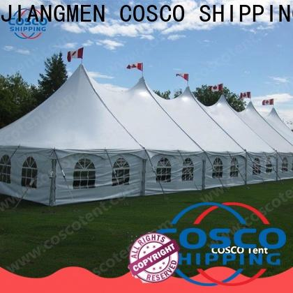 COSCO splendid party tent in-green cold-proof