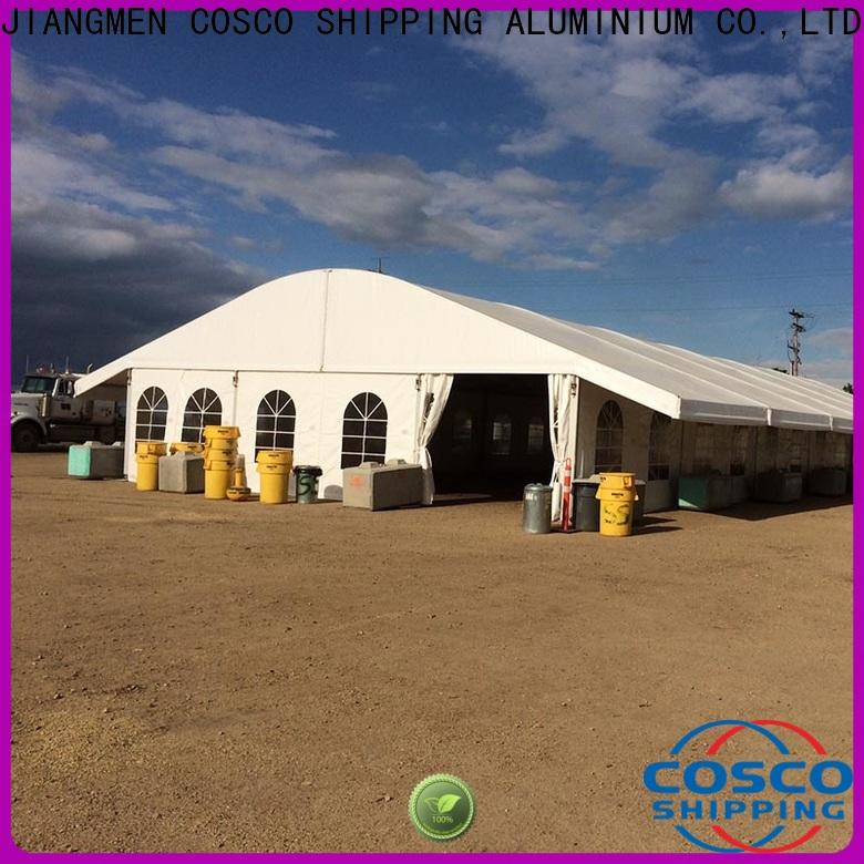 COSCO wedding wedding party tent supplier anti-mosquito
