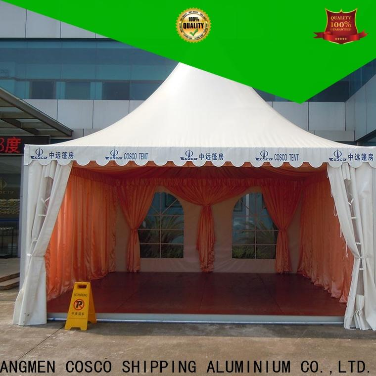 COSCO available pop up gazebo workshops cold-proof