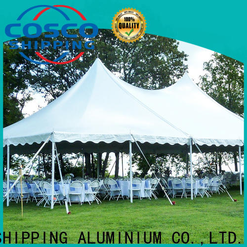 structure festival tents 3x9m experts for camping