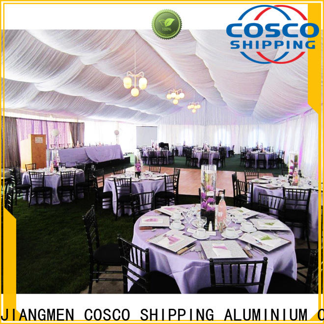 large party tents canopy cost for disaster Relief