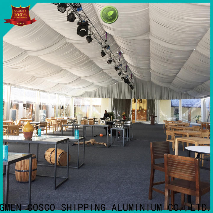 COSCO big party canopy foradvertising