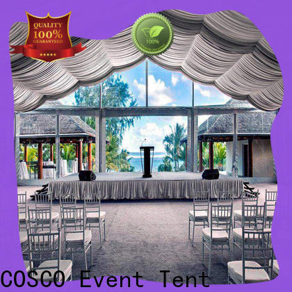 COSCO or large tents experts for camping