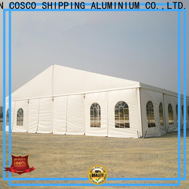 COSCO sale large event tents for sale type for disaster Relief