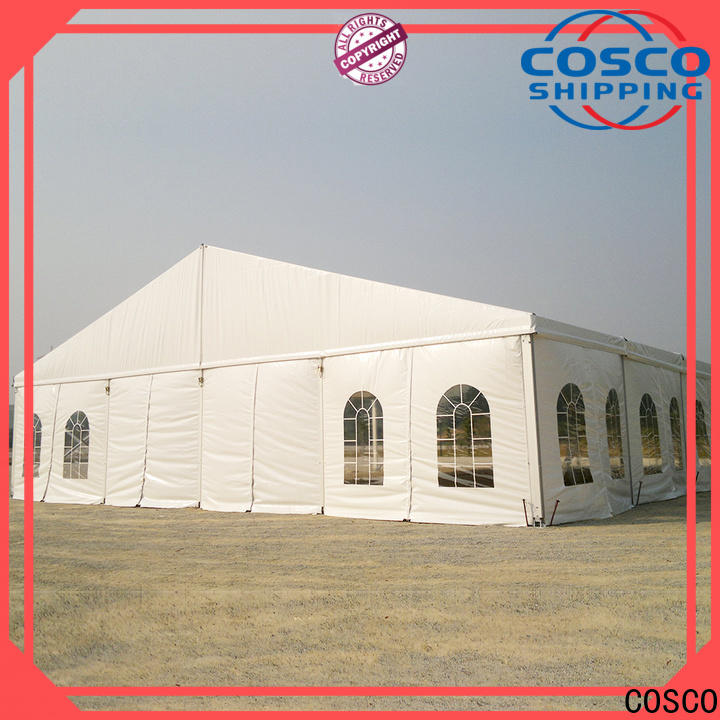 COSCO superior party canopy cost foradvertising