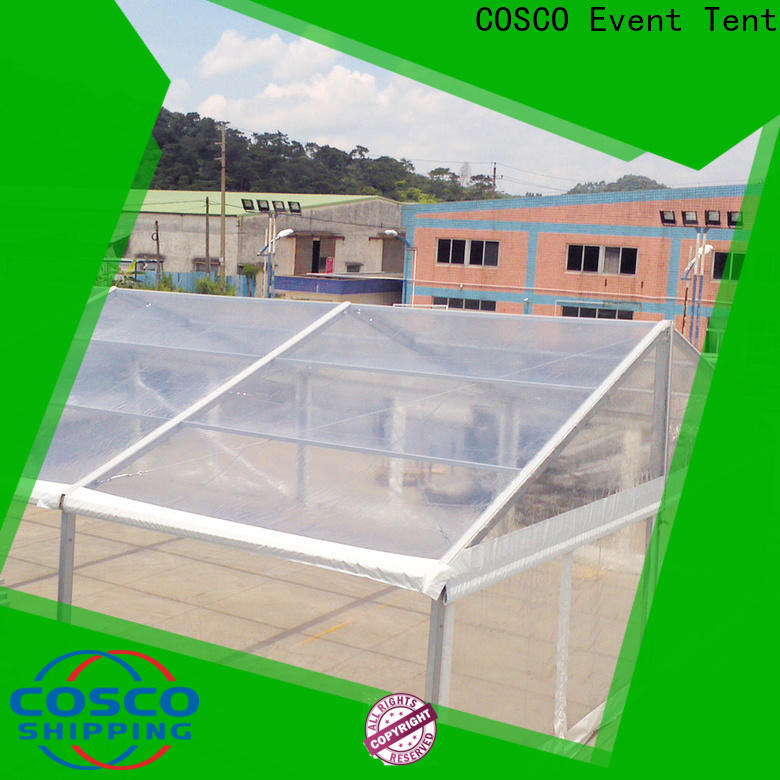 COSCO big outdoor party tents supplier for camping