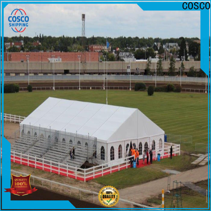 COSCO modular tent manufacturers for sale rain-proof