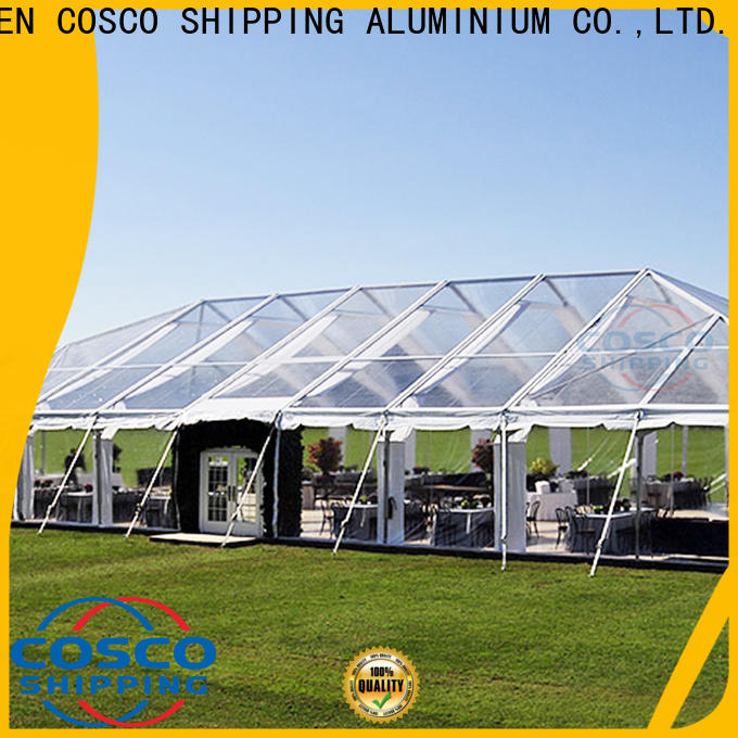 COSCO party commercial party tents for sale owner for holiday