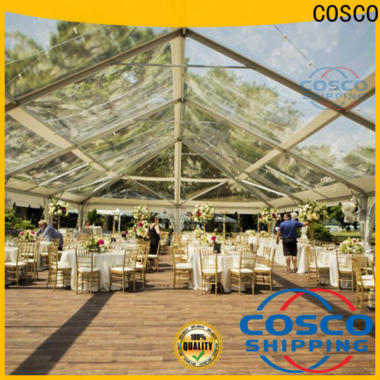 COSCO canopy party canopy supplier rain-proof