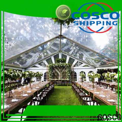 COSCO pagoda event tents for sale experts grassland