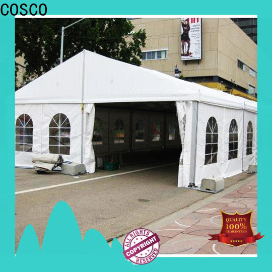 pvc small gazebo party vendor cold-proof