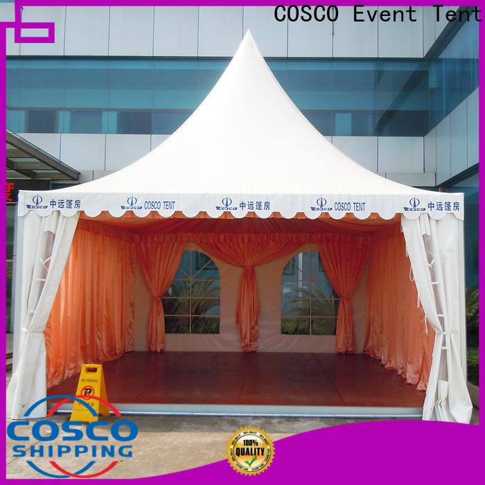 peg and pole 3x3 gazebo gazebo supply for disaster Relief