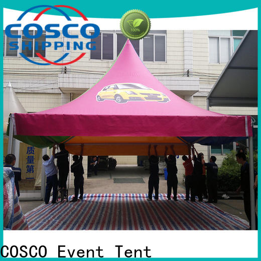 COSCO outdoor party gazebo cold-proof