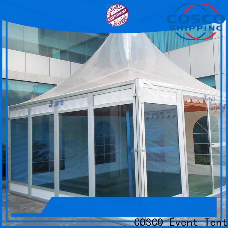 peg and pole 3x3 gazebo aluminium vendor rain-proof