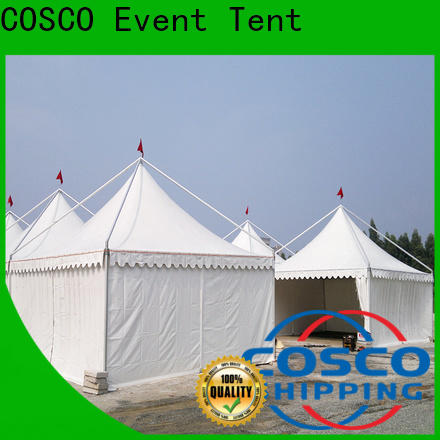 COSCO outdoor pop up gazebo with sides supplier snow-prevention