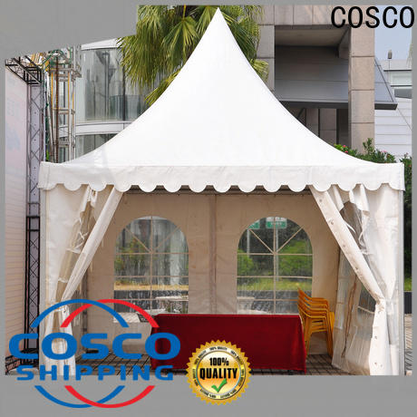 COSCO event large gazebo in-green anti-mosquito