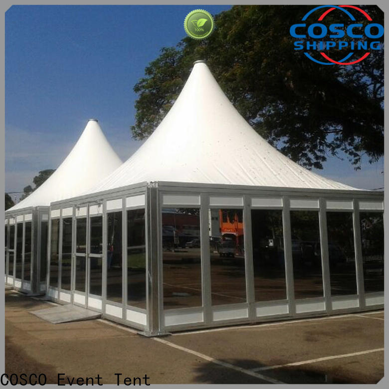 COSCO cosco screened gazebo China dustproof