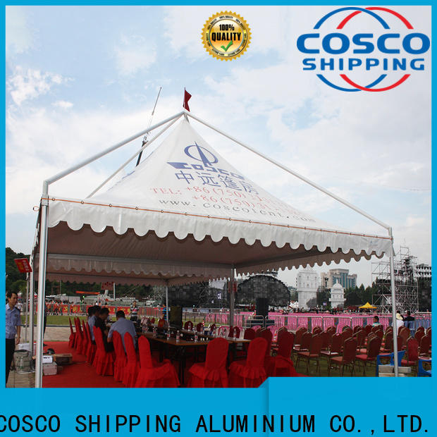 COSCO best gazebo canopy China Sandy land