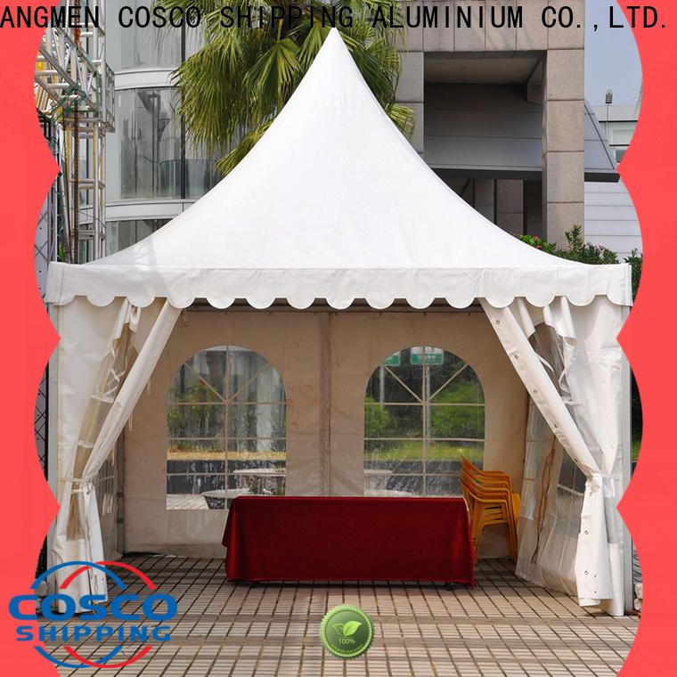 COSCO cosco small gazebo supplier cold-proof