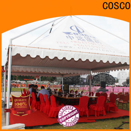 COSCO party pop up gazebo supplier for engineering