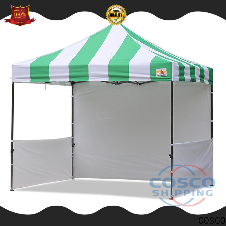 COSCO party cheap gazebo China for engineering