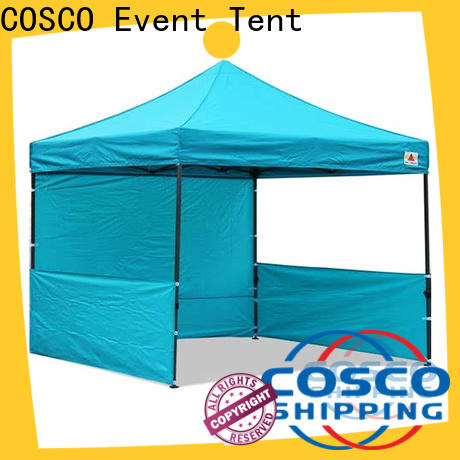 COSCO dome pop up gazebo with sides China cold-proof