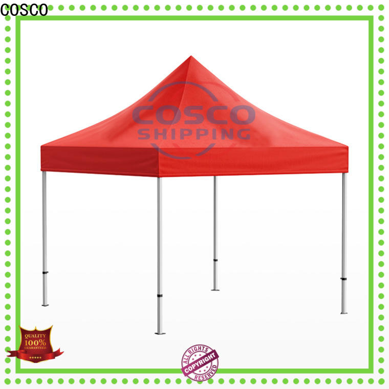 COSCO reasonable gazebo with sides  supply pest control