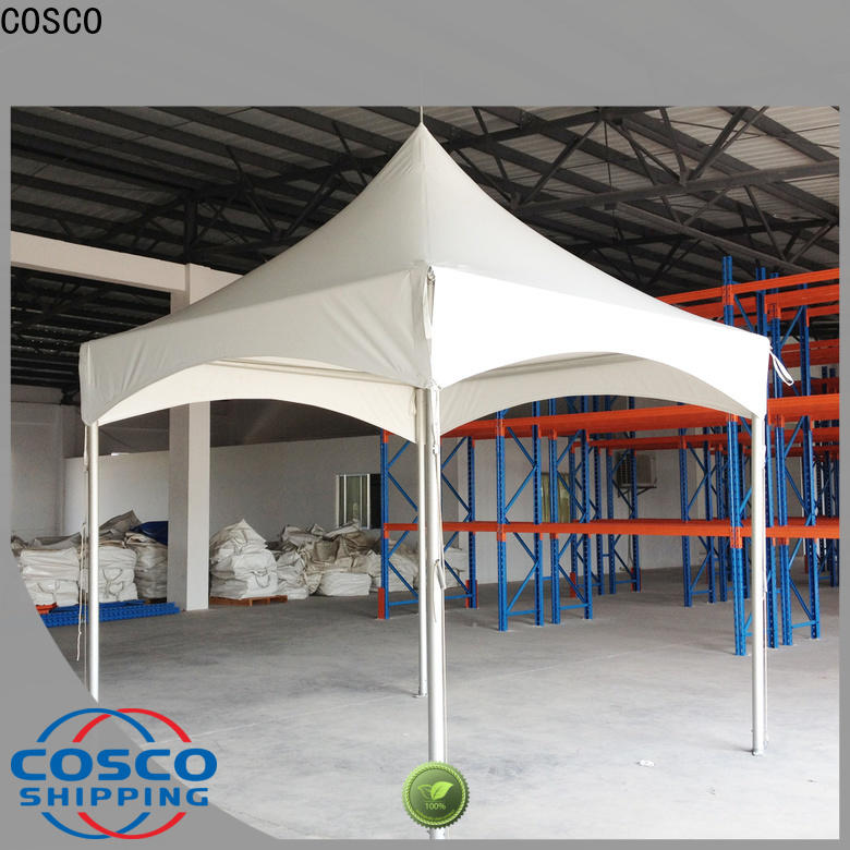 COSCO derive pole tents for sale popular for wedding