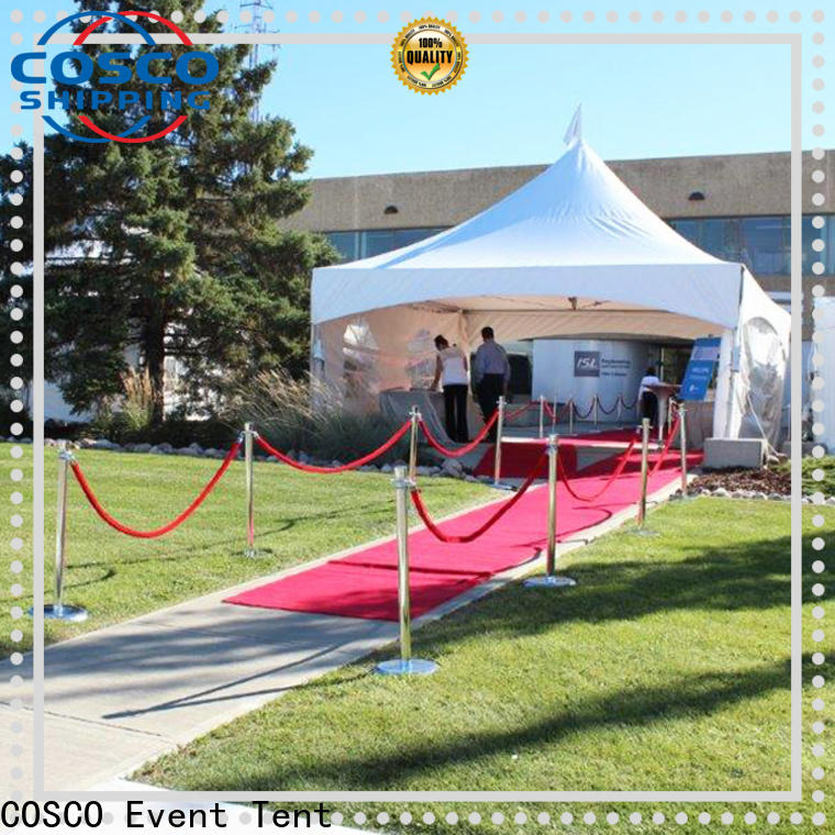 COSCO useful frame tents for sale popular for wedding