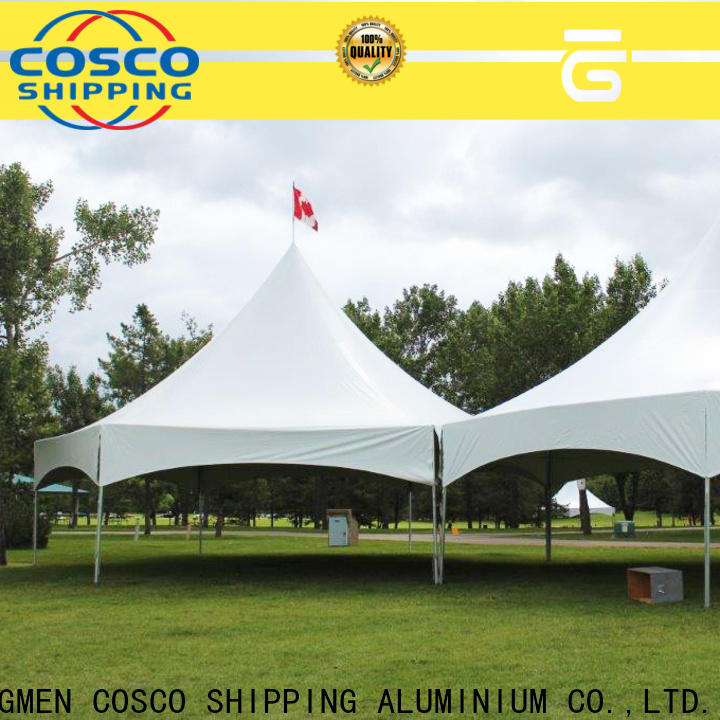 COSCO useful tent frame parts supplier for wedding