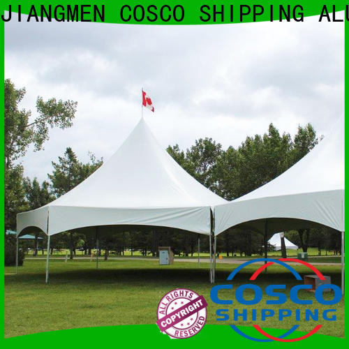 COSCO marquee frame tent rental China cold-proof