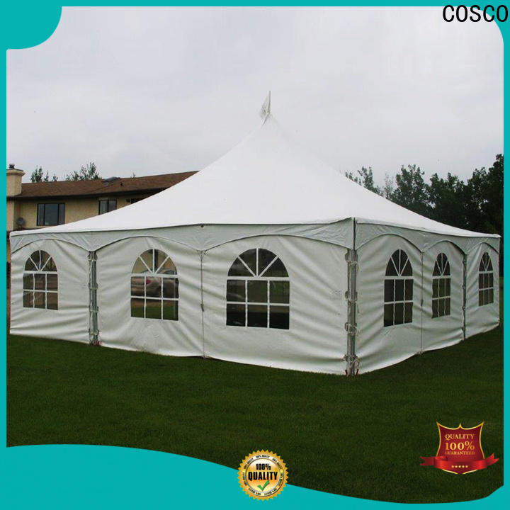 COSCO marquee wall tents China snow-prevention