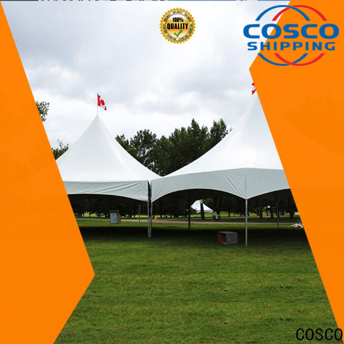 COSCO marquee canopy tents owner for wedding