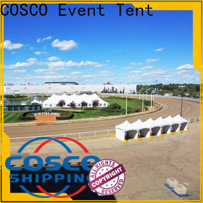 COSCO new large tents supplier cold-proof