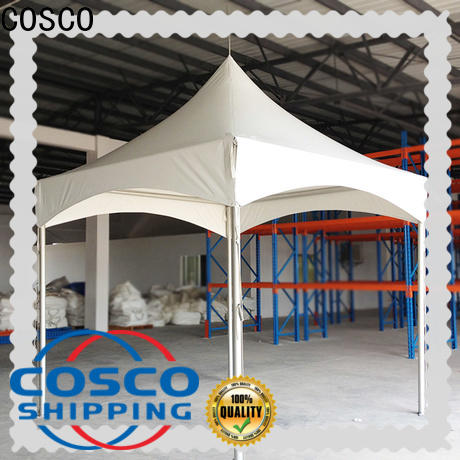 COSCO useful commercial tents marketing Sandy land