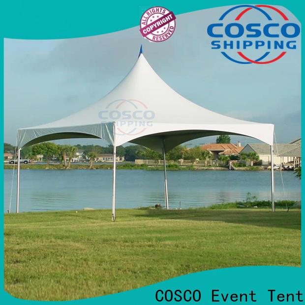 COSCO frame tent frame parts supplier dustproof